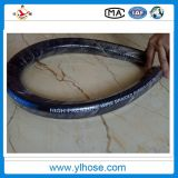 Manguito flexible de goma del petróleo hidráulico