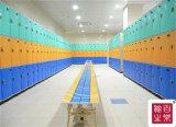 Armadio impermeabile di plastica per la piscina