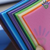 Polypropylen-nicht gesponnenes Gewebe pp.-Spunbond mit farbenreicher Reichweite