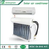 Prix solaire hybride thermique de climatiseur de panneau de Flate