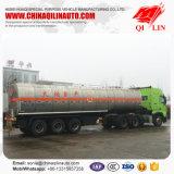 Широко использовано 40000 химически литров трейлера топливозаправщика жидкостей