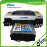 2014 Nouvelle imprimante Hot vente A2 Desktop pour plastique