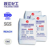 High Dispersibility Titanium Dioxide를 가진 Anatase A200