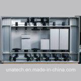 Cartelera de aluminio montada en la pared al aire libre del PVC Prisma de la tela del triple de la Tri-Prisma