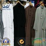 Arabian/tecido Thobe Muçulmana