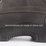 Sapatas de segurança de couro com certificado Snb113A do Ce