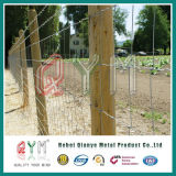 Rete fissa del bestiame della rete metallica della rete fissa dell'azienda agricola di alta qualità sulla vendita