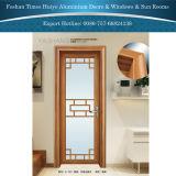 Foshan 실내 장식을%s 고아한 중국 작풍 알루미늄 여닫이 문