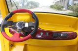 4つのシート旅行地のための流行の電気型車
