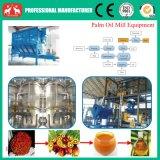 1t-20t/h toda a linha Plam equipamento de processamento de óleo