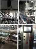 Relleno de puré de patata totalmente automática / máquina de llenado