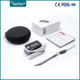 De Impuls Oximeter van de Vingertop van de Vertoning OLED met Ce en Facultatieve Bluetooth