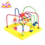 Neue heißeste pädagogische hölzerne Raupe-Spielwaren für Kinder 2018 W11b176