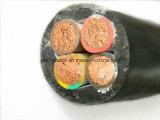 Fio de cobre flexível Fibra de borracha isolada de borracha H07rn-F Cabo de borracha