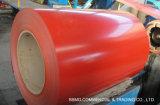 Gi горячий/холоднокатаной сталью гальванизированный катушки/плиты/листа PPGI