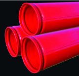 Sch FM UL10 Sch40 Tubo de acero de rociadores contra incendios