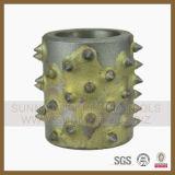 45 de Concrete Hulpmiddelen van de Rol van Hummer van de Struik van de Diamant van de bit