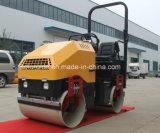 Costipatore in tandem vibratorio idraulico dell'asfalto del timpano del rullo compressore del rifornimento (FYL-900C)