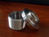 Bride d'ajustage de précision de pipe d'acier inoxydable du bâti fabriqué en Chine