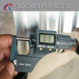 SGCC Dx51dのZ120によって電流を通される波形の屋根ふきシート