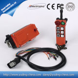 D'usine de vente la Manche 6 IP65 C-E1q directement à télécommande industriel sans fil
