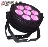 7 * 25W Rgbwy 5in1 Outdoor Light Razor P7 LED PAR Light