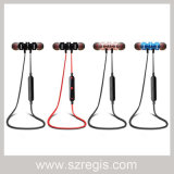 Bluetooth 4.2 헤드폰을 달리는 무선 입체 음향 움직임 자석 흡입