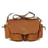 型デザイン良質の本革の肩のメッセンジャー袋