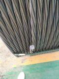 Corde galvanisée 1X7 15.88mm de fil d'acier de brin de PC