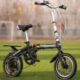 Neue Art 20 Zoll-faltendes Fahrrad/faltbares Fahrrad mit Aluminiumrad-Felge