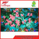 Re 2 macchina del gioco cacciatore di pesca/del pesce dell'oceano del drago di tuono della galleria