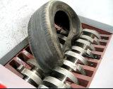 Машина Reclycling шредера автошины большой емкости используемая