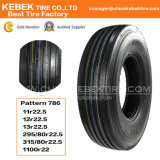DOT Smartway ISO9001 GCC ECE China Wholesale New Radial 11R22.5 11R24.5 285/75R24.5 295/75R22.5 Truck Tyre für Sale