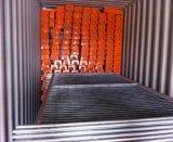 中国の工場一時金網の塀