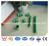 Plastic Water Supply 63mm PPR Pipe en Fitting
