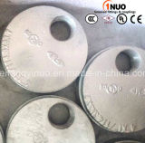FM/UL/CE Good Price Grooved Extremidade Cap com Concentric Hole