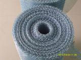Rete metallica tessuta quadrato unita acciaio inossidabile/del ferro galvanizzato