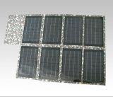 80W Sunpower Panel solar portátil para autocaravana