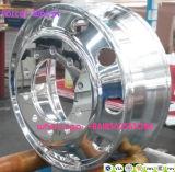 Выкованная алюминиевая оправа колеса для тележки