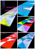Stadium Lichte 25 Pices van 1m*1m RGB LEIDENE van de Kleur Dansende Vloer