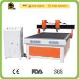 1218 La publicidad de la máquina de corte CNC Router grabador