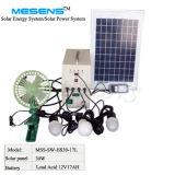 Solarinstallationssatz-Solarhauptbeleuchtungssystem der beleuchtung-30W