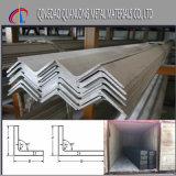 Tailles de fer de cornière d'acier inoxydable de la Chine AISI 304