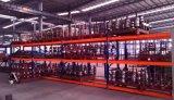 頑丈な企業の表示倉庫の記憶の金属の棚パレット鋼鉄貨物ラック