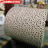 Rouleau en acier galvanisé prélaqué prix par tonne