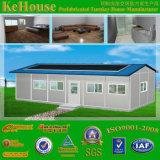 Moderno/Portable/ensamblar/casa prefabricada de lujo confeccionada