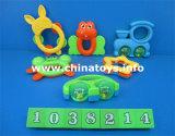 De onderwijs Reeks van de Klok van de Baby van het Speelgoed Nieuwste Plastic (1038214)