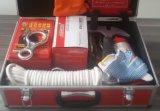 Inspeção Emergency Emergency do incêndio da caixa do salvamento da segurança de incêndio da segurança da casa de tesouro do escape de incêndio da caixa do incêndio
