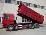 De Vrachtwagen van de Stortplaats 30ton van Shacman F2000 6X4