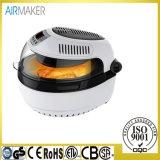 Sartén profunda Oilless de las ventas calientes para el uso casero con Ce/Rohs/GS
